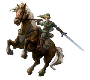 Rating: Safe Score: 8 Tags: epona link male nintendo pointy_ears the_legend_of_zelda the_legend_of_zelda:_twilight_princess User: Feito