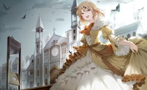 Rating: Safe Score: 31 Tags: dress hmniao tagme vocaloid User: Mr_GT
