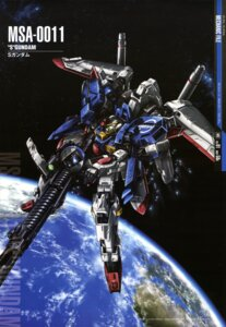 Rating: Safe Score: 14 Tags: gundam gundam_sentinel mecha teraoka_iwao User: Radioactive