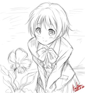 Rating: Safe Score: 13 Tags: chuunibyou_demo_koi_ga_shitai! kemukemu seifuku sketch tsuyuri_kumin User: Radioactive