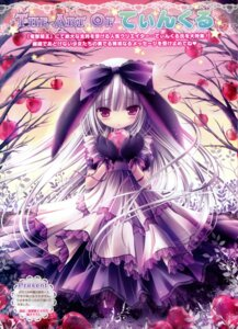 Rating: Safe Score: 67 Tags: animal_ears bunny_ears dress lolita_fashion tinkle User: crim