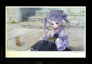 Rating: Safe Score: 20 Tags: atelier atelier_rorona elf hom kishida_mel neko pointy_ears User: crim