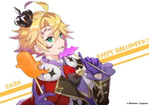 Rating: Questionable Score: 6 Tags: cygames dragalia_lost euden halloween nintendo User: fly24