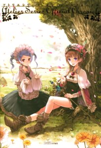 Rating: Safe Score: 32 Tags: atelier atelier_rorona dress elf hom kishida_mel lolita_fashion pointy_ears rorolina_frixell User: Radioactive