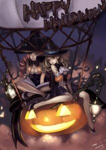 Rating: Questionable Score: 15 Tags: bobo1983 cleavage halloween witch User: blooregardo