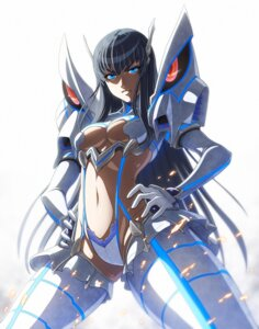 Rating: Questionable Score: 56 Tags: cameltoe cleavage imizu kill_la_kill kiryuuin_satsuki stockings thighhighs User: Radioactive