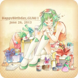 Rating: Safe Score: 6 Tags: gumi nou vocaloid User: dyj