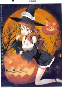Rating: Safe Score: 53 Tags: calendar cleavage dress halloween heels jiji kantai_collection littorio_(kancolle) witch User: 乐舞纤尘醉华音