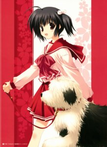 Rating: Safe Score: 15 Tags: mitsumi_misato seifuku to_heart_2 to_heart_(series) yuzuhara_konomi User: Kalafina