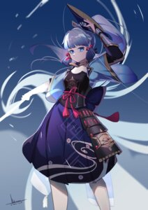 Rating: Questionable Score: 10 Tags: armor japanese_clothes luomo sword tagme User: Dreista