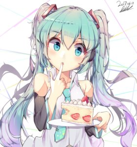 Rating: Safe Score: 35 Tags: autographed bil-ajeossi hatsune_miku vocaloid User: charunetra