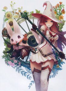 Rating: Safe Score: 142 Tags: dress sword_world tachikawa_mushimaro thighhighs weapon witch User: eccdbb