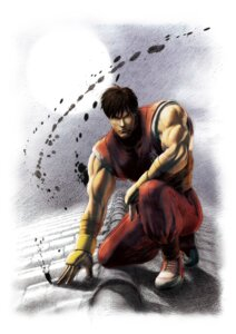 Rating: Safe Score: 2 Tags: capcom male ninja street_fighter street_fighter_iv User: Yokaiou