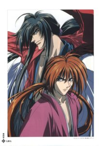 Rating: Safe Score: 3 Tags: hiko_seijuurou himura_kenshin male rurouni_kenshin User: Feito