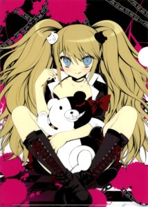 Rating: Safe Score: 39 Tags: d.n.a.lab dangan-ronpa enoshima_junko miyasu_risa User: WtfCakes