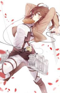 Rating: Safe Score: 22 Tags: nagu sasha_browse shingeki_no_kyojin User: Wilofus