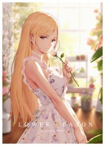 Rating: Safe Score: 45 Tags: dress maou_renjishi summer_dress User: Dreista