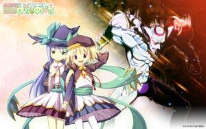 Rating: Safe Score: 10 Tags: akemi_homura cosplay kaname_madoka koihime_musou kyubey parody puella_magi_madoka_magica tagme wallpaper User: van