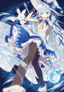 Rating: Safe Score: 48 Tags: hatsune_miku pantyhose tagme vocaloid yuki_miku User: tbchyu001