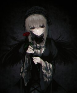 Rating: Safe Score: 33 Tags: dress rozen_maiden suigintou tagme wings User: BattlequeenYume