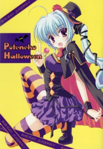 Rating: Safe Score: 24 Tags: dress halloween ice_&_choco lolita_fashion nanao_naru thighhighs User: admin2