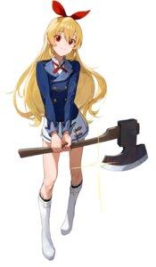 Rating: Safe Score: 19 Tags: aikatsu! hoshimiya_ichigo mossi seifuku weapon User: Dreista