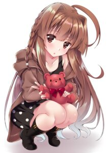 Rating: Safe Score: 61 Tags: dress kantai_collection kuma_(kancolle) yukina_(black0312) User: RyuZU