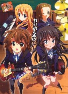 Rating: Safe Score: 10 Tags: akiyama_mio hirasawa_yui k-on! kotobuki_tsumugi lezmoe! oyu_no_kaori pantyhose seifuku tainaka_ritsu User: Radioactive