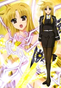 Rating: Questionable Score: 40 Tags: business_suit fate_testarossa higa_yukari mahou_senki_lyrical_nanoha_force mahou_shoujo_lyrical_nanoha mahou_shoujo_lyrical_nanoha_strikers naked pantyhose uniform User: Jigsy