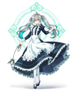 Rating: Safe Score: 35 Tags: ainchase_ishmael elsword maid megane monet930 trap User: Mr_GT