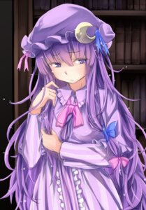 Rating: Questionable Score: 18 Tags: patchouli_knowledge touhou usotsuki_penta User: KazukiNanako