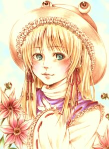 Rating: Safe Score: 5 Tags: moriya_suwako norainu touhou User: itsu-chan