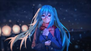 Rating: Safe Score: 28 Tags: hatsune_miku megane user_cxmk7438 vocaloid User: Dreista