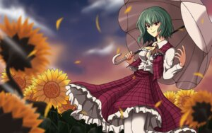 Rating: Safe Score: 6 Tags: kazami_yuuka touhou zqhzx User: gnarf1975