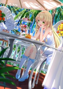 Rating: Safe Score: 72 Tags: dress lillie_(pokemon) pokemon_sm swordsouls User: Mr_GT