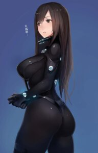 Rating: Safe Score: 72 Tags: ass bodysuit gantz jpeg_artifacts shimohira_reika taishi_(picchiridou) User: nphuongsun93