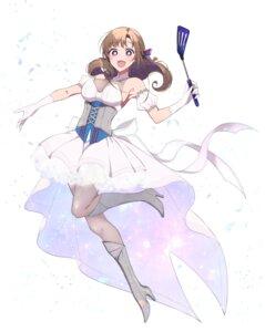 Rating: Safe Score: 52 Tags: dress heels oosuki_mamako pochi_(pochi-goya) see_through tsuujou_kougeki_ga_zentai_kougeki_de_ni-kai_kougeki_no_okaasan_wa_suki_desu_ka? User: Spidey