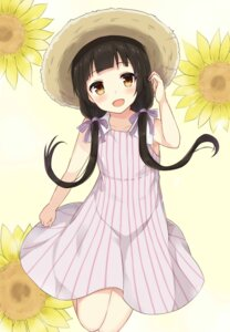 Rating: Safe Score: 57 Tags: amayadori_machi dnwls3010 dress kumamiko summer_dress User: memes
