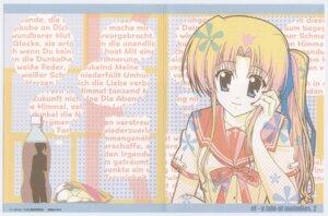 Rating: Safe Score: 6 Tags: crease cropme ef_~a_fairytale_of_the_two~ ef_~a_tale_of_melodies~ hayama_mizuki seifuku sugiyama_nobuhiro User: hirotn