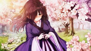 Rating: Questionable Score: 39 Tags: game_cg japanese_clothes mirror_(game) tagme User: Radioactive