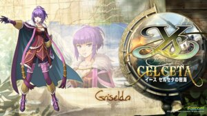 Rating: Safe Score: 11 Tags: falcom griselda wallpaper ys ys:_foliage_ocean_in_celceta User: beitiao