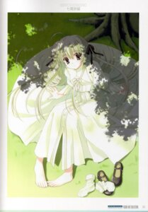 Rating: Safe Score: 10 Tags: dress kasugano_sora nanao_naru yosuga_no_sora User: admin2