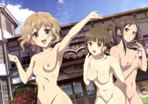 Rating: Explicit Score: 55 Tags: hanasaku_iroha matsumae_ohana naked nipples nudist oshimizu_nako photoshop pussy tsurugi_minko uncensored User: torikazeSTR