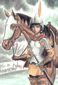 Rating: Safe Score: 3 Tags: berserk casca miura_kentarou User: Radioactive