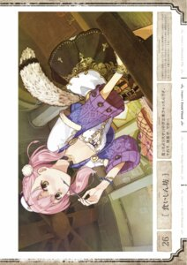 Rating: Safe Score: 8 Tags: atelier atelier_escha_&_logy digital_version escha_malier hidari jpeg_artifacts User: Shuumatsu