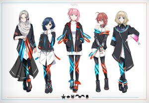 Rating: Safe Score: 14 Tags: darling_in_the_franxx ichigo_(darling_in_the_franxx) ikuno_(darling_in_the_franxx) kokoro_(darling_in_the_franxx) megane miku_(darling_in_the_franxx) pantyhose tagme zero_two_(darling_in_the_franxx) User: Spidey