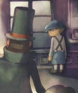 Rating: Safe Score: 5 Tags: hershel_layton layton_kyouju luke_triton male tagme User: Radioactive