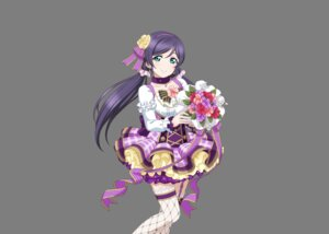 Rating: Safe Score: 23 Tags: cropme love_live! stockings thighhighs toujou_nozomi transparent_png User: saemonnokami