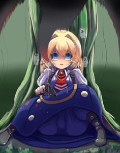 Rating: Safe Score: 12 Tags: blood frederica_irving monster sekaiju_no_meikyuu shin_sekaiju_no_meikyuu tagme User: Minacle