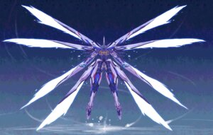Rating: Safe Score: 10 Tags: kusanagi_kaworu mecha xenogears User: Radioactive